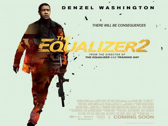 The Equalizer 2 2018 The Review Club